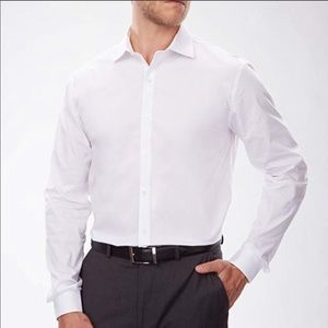 NWT Kenneth Cole Reaction Slim Fit Shirt